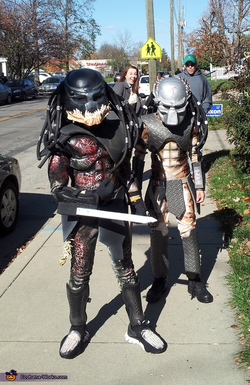 Predators Costume