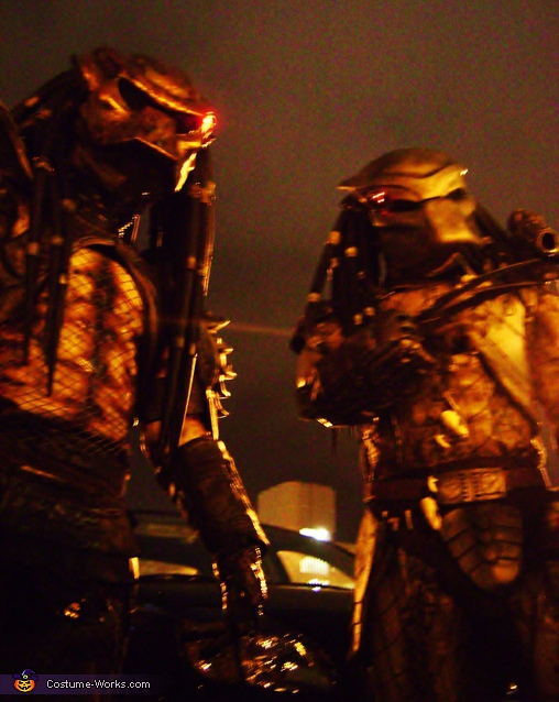 Predators Arrival, Predator Movie Costume