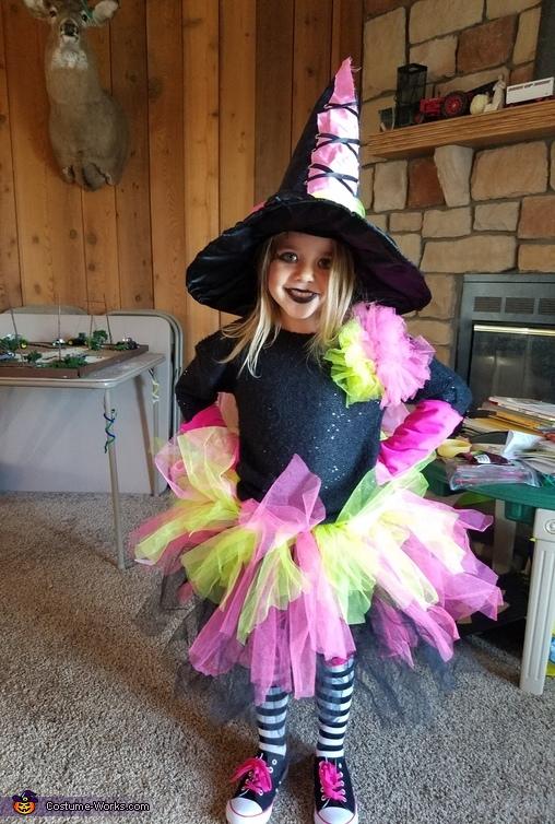 Prettiest Witch Costume
