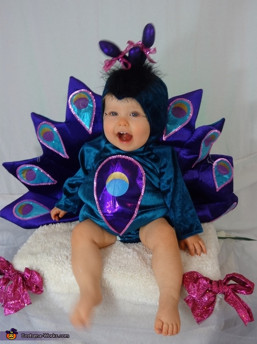 Pretty as a Peacock Costume