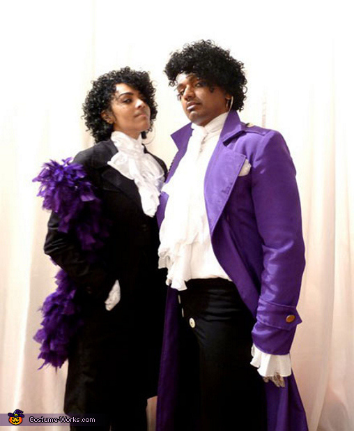 sc 1 st  Costume Works & Prince Couple Costume
