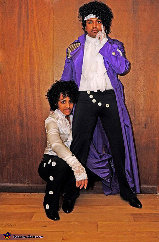 Prince Couple - Homemade costumes for couples