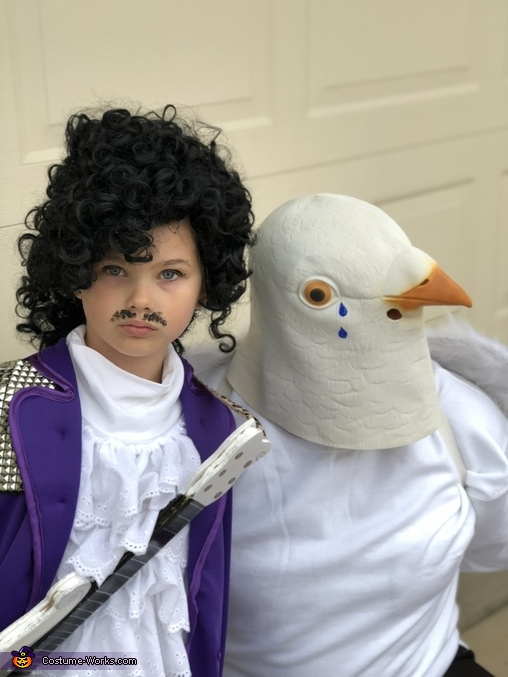 Prince Homemade Costume