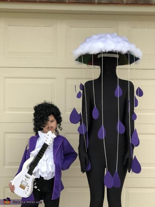 Prince Homemade Costume