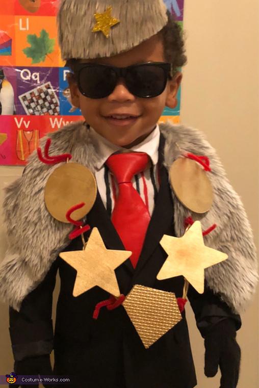 Prince Akeem Costume