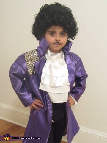 Purple Rain...., Prince and The Revolution Family Costume