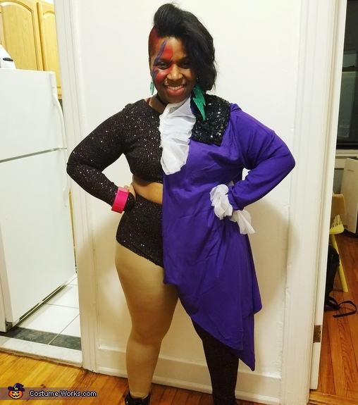 Prince Bowie Costume