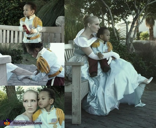 Cinderella, Prince Charming Costume