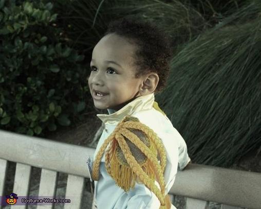 Prince Charming Costume
