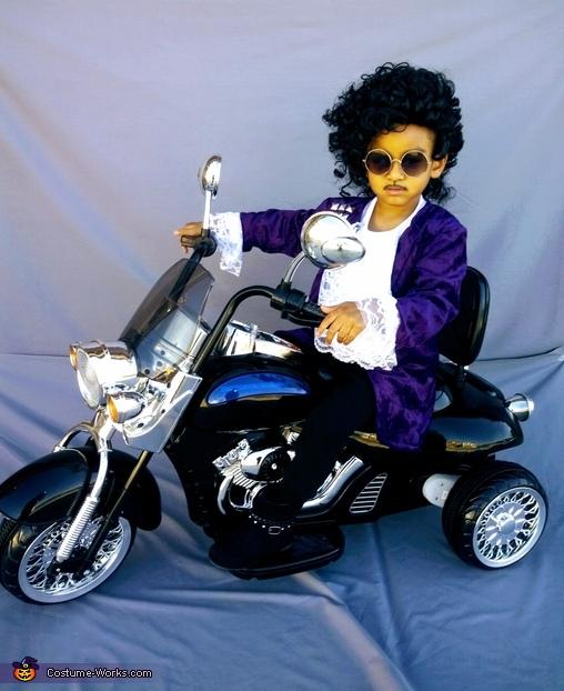 Prince has Risen Costume