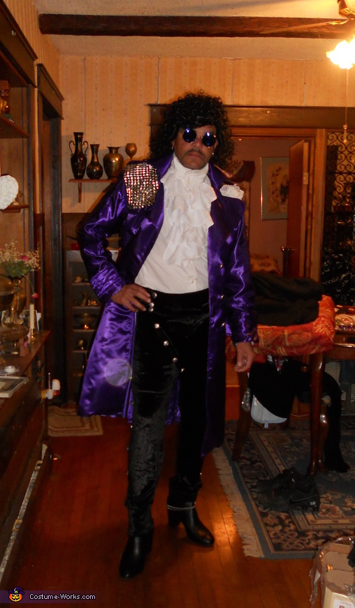 Prince, Purple Rain Costume