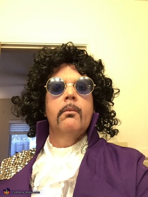 Prince Purple Rain Adult Costume