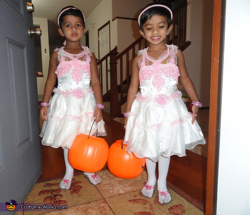 Princess - Homemade costumes for girls