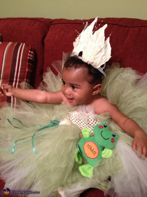 Princess and the Frog Baby Costume