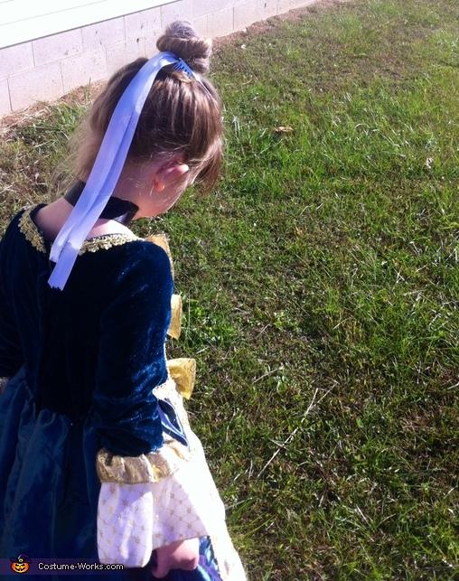 Princess Anna Homemade Costume