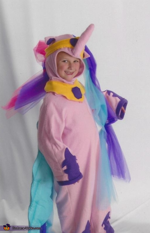 My Little Pony's Princess Celestia Costume