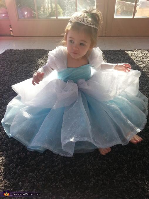 Cinderella!, Princess Cinderella Costume