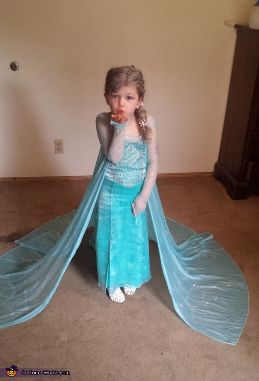 Princess Elsa Costume