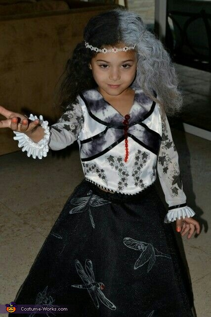 Princess Ivy Costume