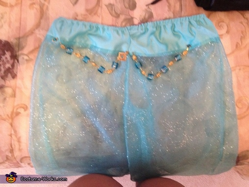 The Bottoms, Princess Jasmine Costume