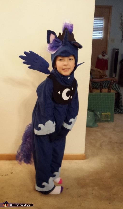 Princess Luna Costume