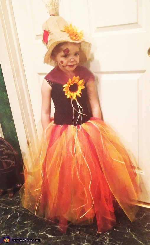 Princess Scarecrow Costume