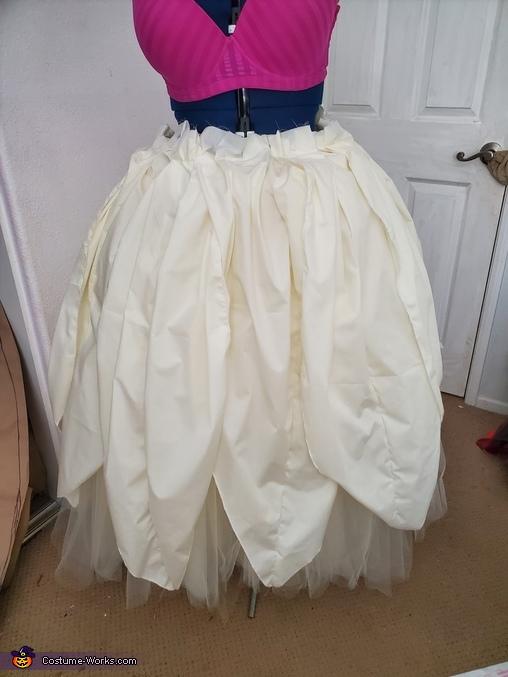 Princess Tiana Homemade Costume