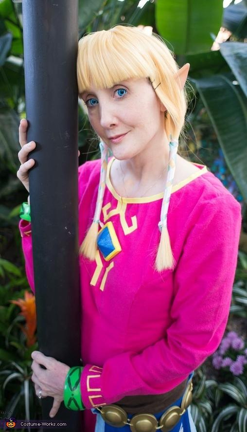 Princess Zelda Costume