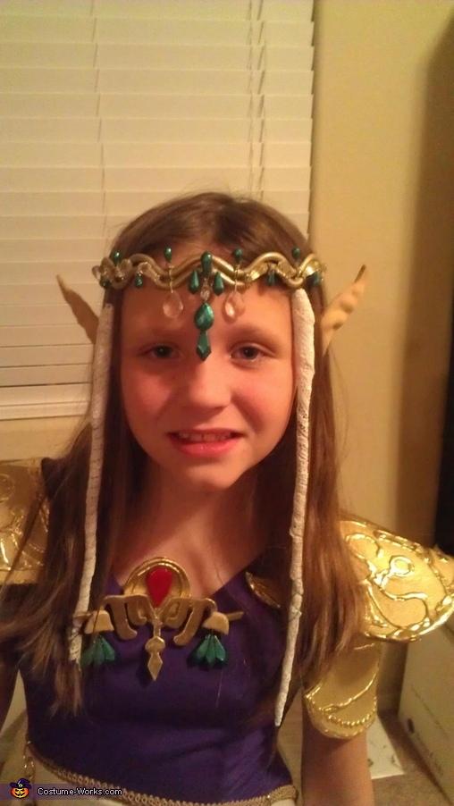Crown, Princess Zelda Costume