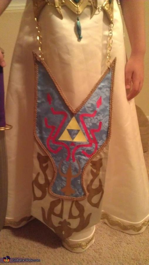 Diadem (banner), Princess Zelda Costume