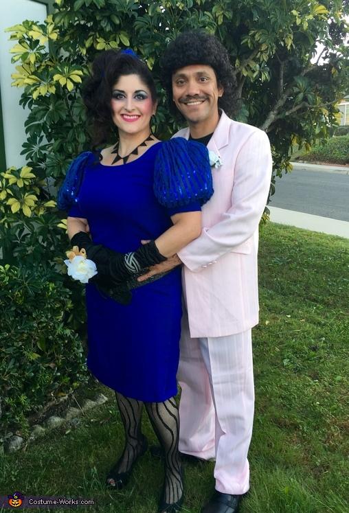 Prom 1987 Costume