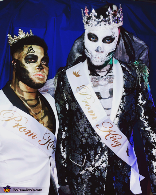 Prom Kings from the dead Costume