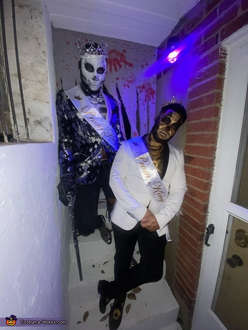 Prom Kings from the dead Homemade Costume