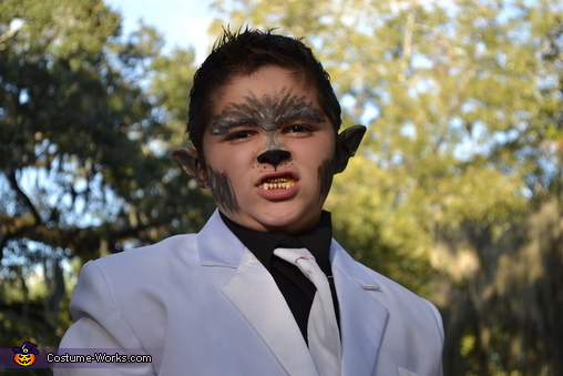 Prom Teen Wolf Costume