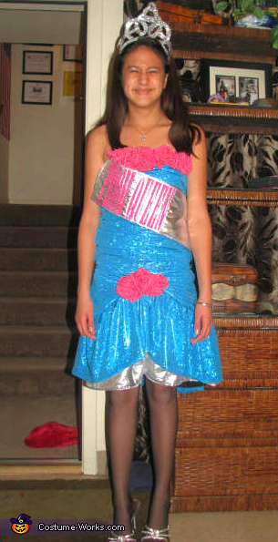 Prom Queen - Homemade costumes for girls