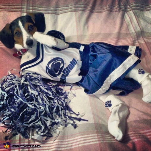 PSU Cheerleader Costume