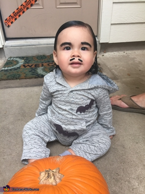 Newborn Halloween Costume