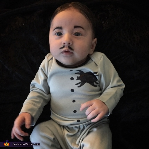 Diy Pubert Addams Costume