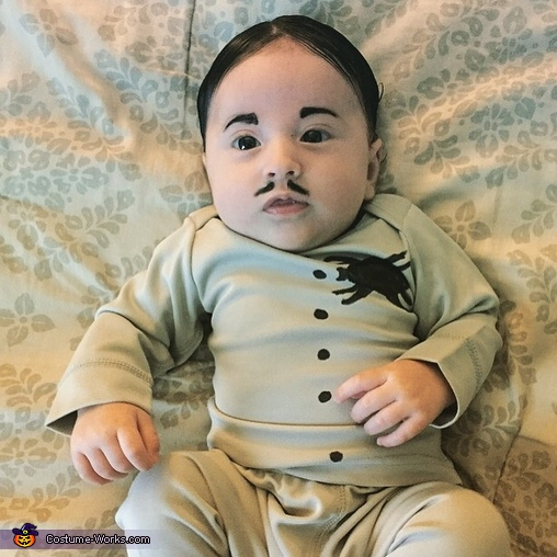 Pubert Addams costume, Pubert Addams Costume