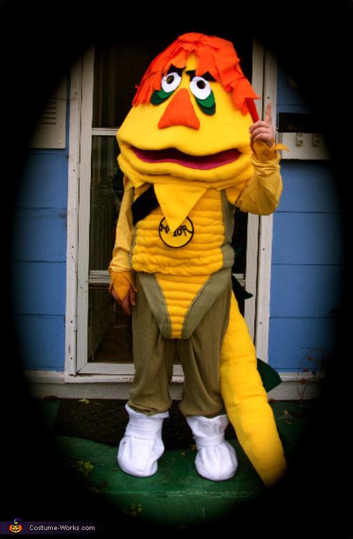 H.R. Pufnstuff   Costume