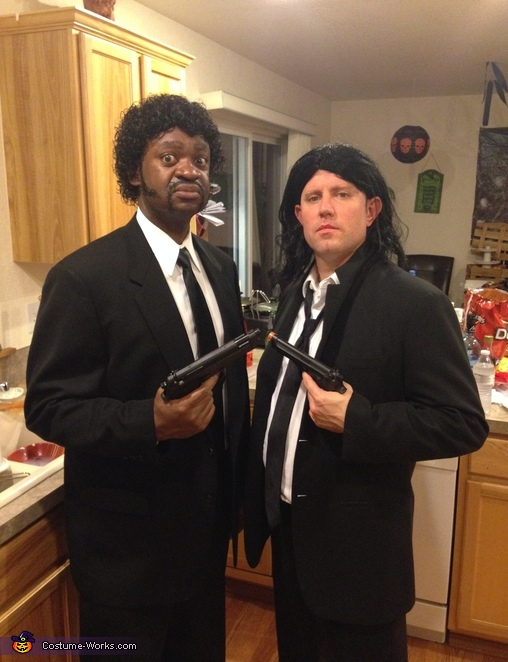 Pulp Fiction Costume