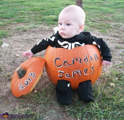 Pumpkin Baby, Pumpkin Baby Costume