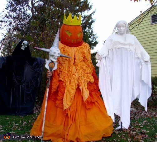 Pumpkin King Costume