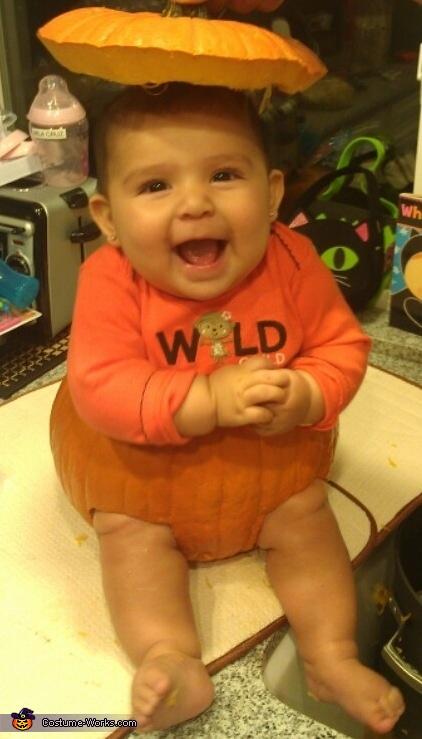 Pumpkin Surprise Costume