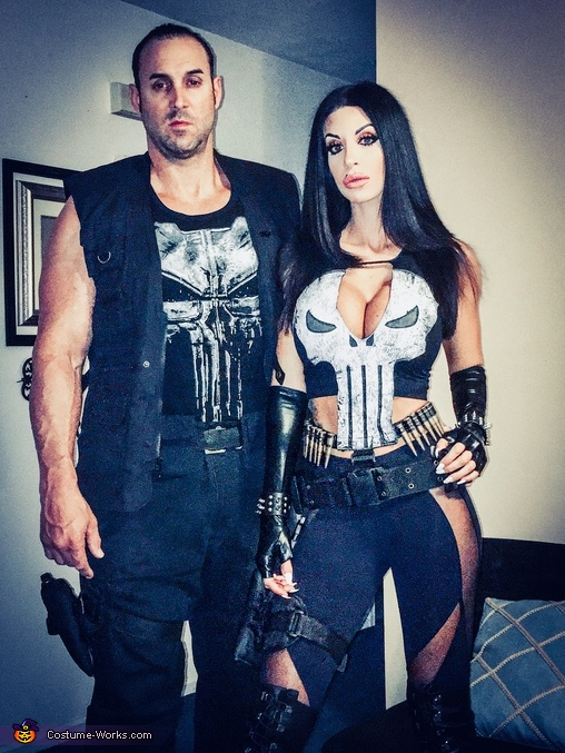 Punishers Costume