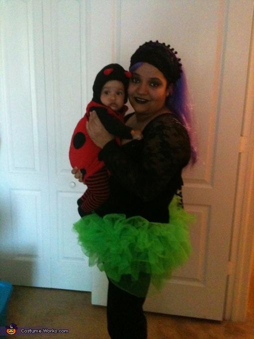 PunK ChicKie Costume