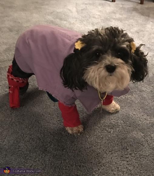 Punky Brewster Costume