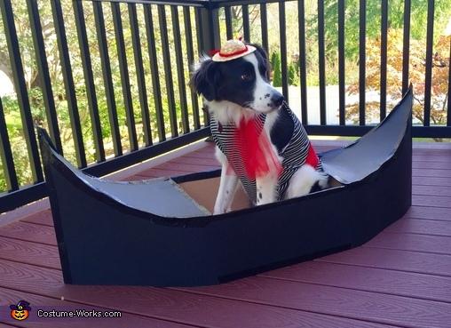 Pup Gondolier Costume