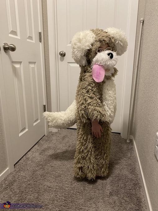 Puppy Dog Homemade Costume