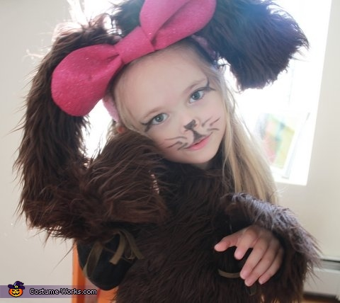 Fifi the Puppy Girl Costume